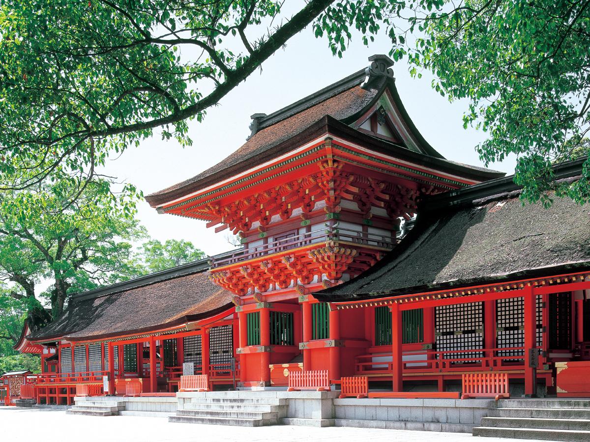 宇佐神宮|九州への旅行や観光情報は九州旅ネット